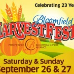 Mile-Long Marketplace, Music, Food, and More at Bloomfield HarvestFest