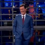 Montclair's Own Stephen Colbert Makes Late Show Debut