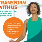 YMCA of Montclair Open House Week