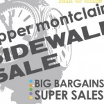 Upper Montclair Sidewalk Sale this Saturday