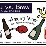 Cru vs. Brew: a No-Holds-Barred Throw Down Between Wine and Beer