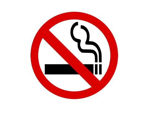 smoke free parks