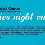 One Night, Two Montclair Center Events: Ladies Night Out & Art Walk