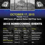 Some Events Cancelled for Montclair High School Homecoming Celebration  (UPDATED)