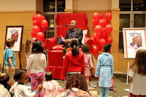 Montclair Library's 7th Annual Little Read:  A Great Success!