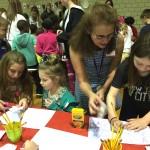 Family Fun at Bradford School's Carnival of Math
