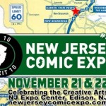 This Weekend: New Jersey Comic Expo