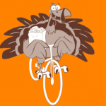 Montclair Bikery Presents 5th Annual Turkey Ride to Benefit Human Needs Food Pantry, Nov. 19