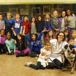 Hillside Students Learn First Hand about the Veterinary Field