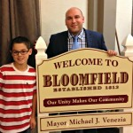 Bloomfield Boy Gets Welcome Signs For His Town