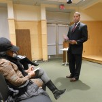 Parking and Redevelopment Again Dominate Montclair Third Ward Community Meeting