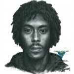 Montclair PD Release Sketch of Suspect in Recent Armed Robbery