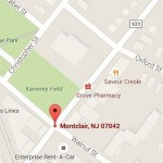 Pedestrian Hit in Crosswalk at Grove and Walnut Streets, Montclair