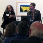 Art and Urbanization the Focus of MAM Salon