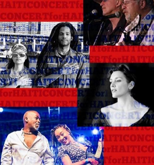 Concert for Haiti