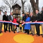 Glenfield Park in Montclair Gets a New Playground