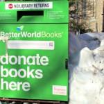 Seen Around Town: A Better World Drop Box