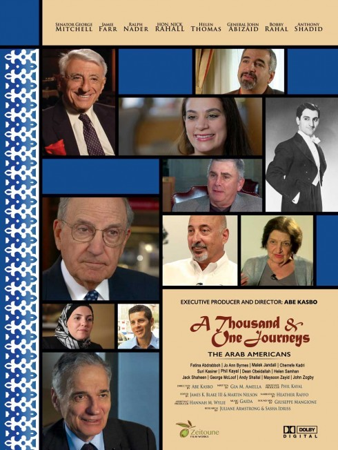 A Thousand and One Journeys: The Arab Americans