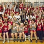 Girls in Sports Day at Montclair State Gives Young Girls Intro to Sports