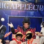 Three Boys Review the Big Apple Circus