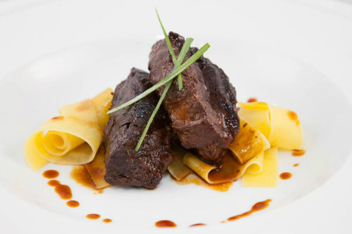 Beef Short Rib Papparedelle
