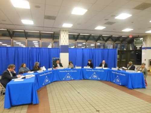 The Montclair Board of Education