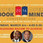 Open Book / Open Mind Series: Khalil Gibran Muhammad in Conversation With David Troutt