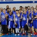 Montclair PAL/Recreation 6th & 7th Grade Boys 2016 Suburban Basketball League Champions