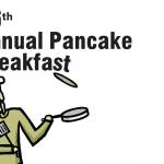 Glen Ridge Flips Over Pancakes