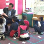 The Montclair Child Development Center Participated in Read Across America Day