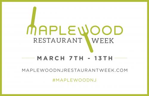 Maplewood Restaurant Week