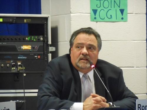 Montclair Interim Schools Superintendent Ronald Bolandi