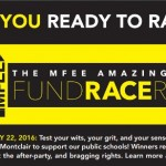 Amazing! Montclair's MFEE to Host FundRACEr