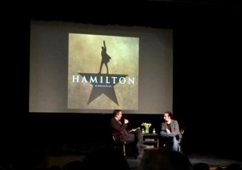 Montclair Loves Hamilton! Lin-Manuel Miranda Visits MKA ( VIDEO)