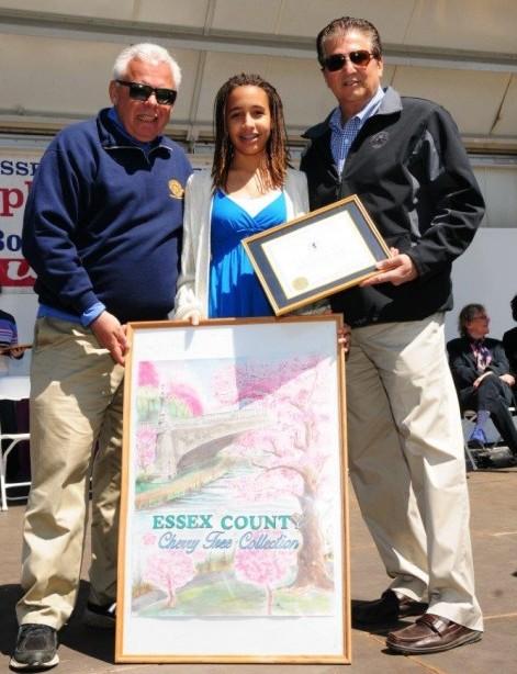 Essex County Cherry Blossom Poster Contest