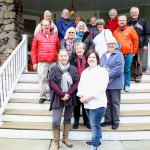 The Friends of Barnet, Montclair's Sister City, Tour the Township and Historic Home