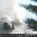 Fire at Home on South Mountain Ave., Montclair (Updated)