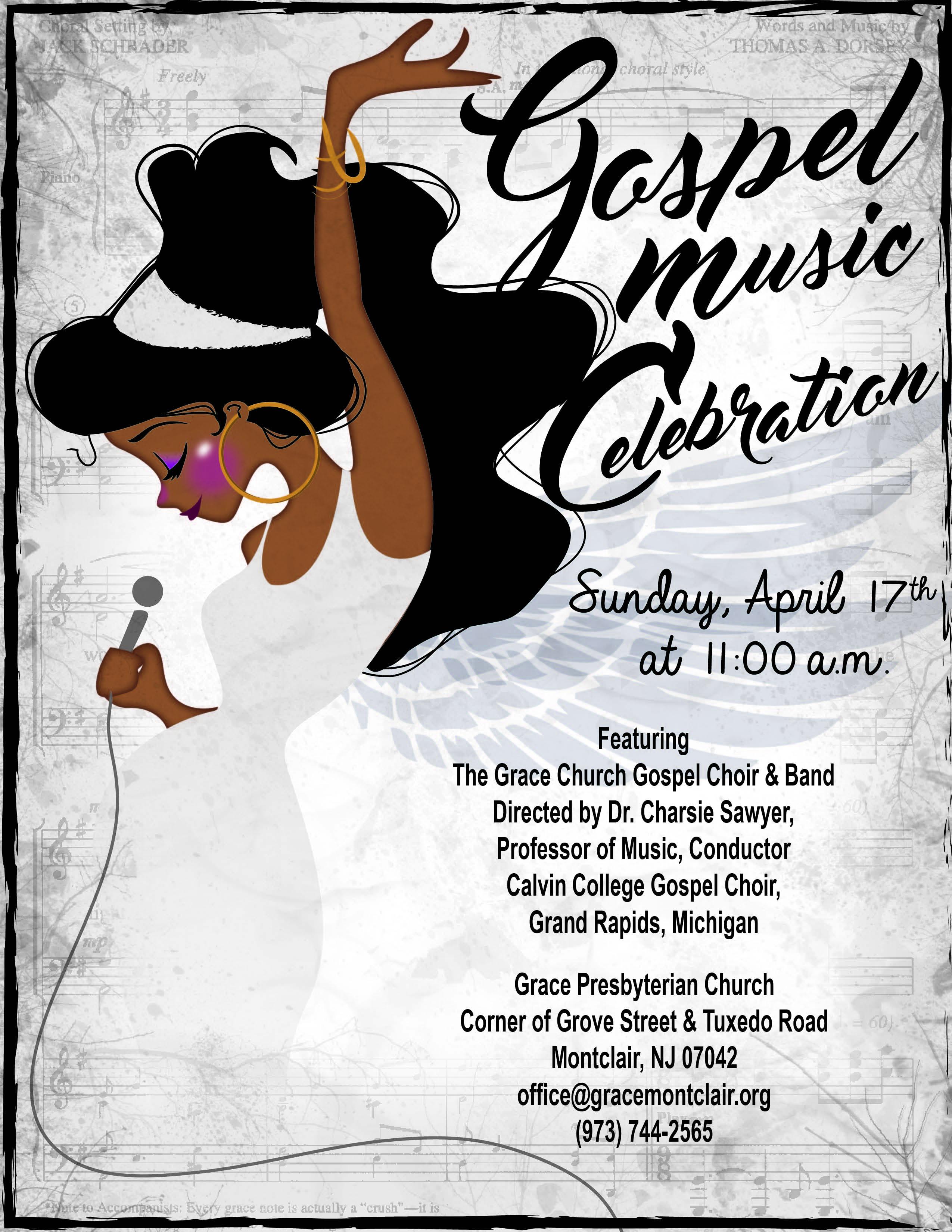 Grace Church Gospel Music Celebration   Baristanet