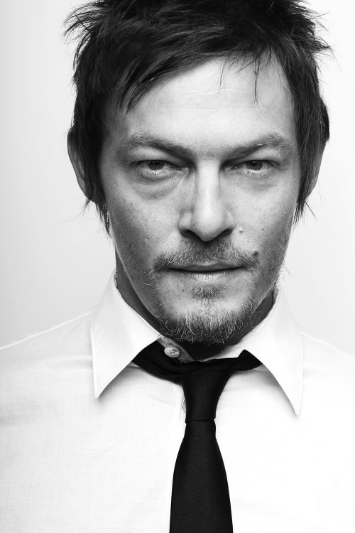 Norman Reedus by Adam Fedderly