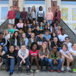 Students at Montclair's  Mount Hebron Middle School Perform at Poetry Slam