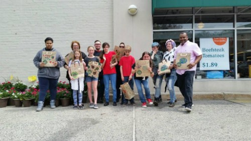 Renaissance Students Celebrate Earth Day