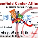 Bloomfield Center Alliance to Host Inaugural Bloomfield Center Block Party on Saturday May 14