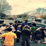 Boy Scout Troop 12 Den 8 Take Tour of Montclair Police Headquarters