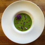 Chef Mike Carrino Shares His Recipe For the Perfect Spring Soup