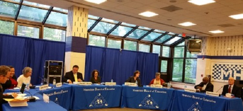 Montclair BOE Postpones Reorganization Meeting, Discusses Charter School