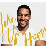 Michael Strahan Book Signing in Montclair,  May 3