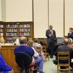 Montclair First Ward Meeting: Election Timing, Water Quality and Senior Transportation