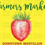 Montclair Center Farmer's Market Moves to Vacant Lot on Church Street