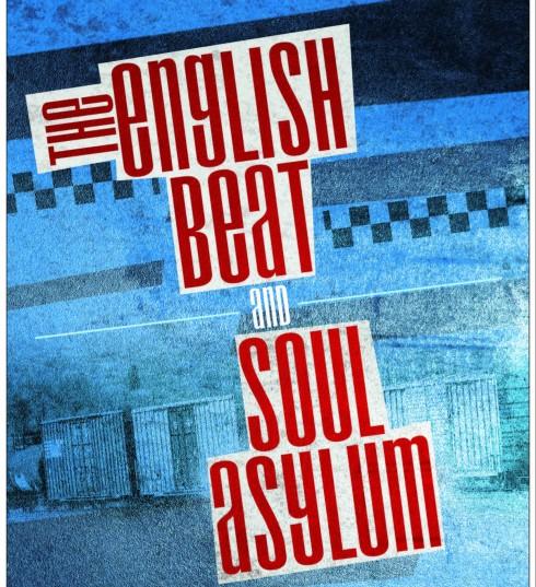 English-Beat-Combo-11x17