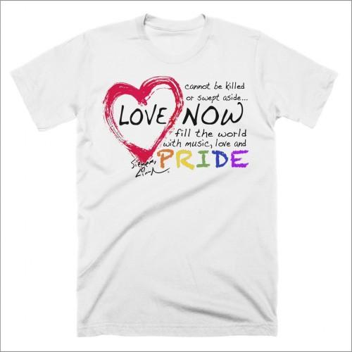 Montclair's Jessica Sporn designed the T-Shirt bearing words from Lin-Manuel Miranda's acceptance sonnet.